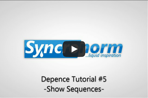 Depence Tutorial 5 Sequences