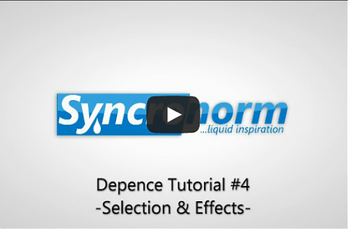 Depence Tutorial 4 Selection Effects